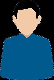 Blå kundetype